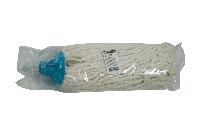 Моп Насадка для швабры веревочная (МОП)  220гр Buroclean 10300106 (10300106 x 130096)