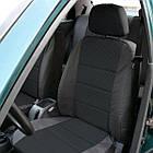Чехлы на сиденья Мазда 323 (Mazda 323) (универсальные, автоткань, с отдельным подголовником), фото 5