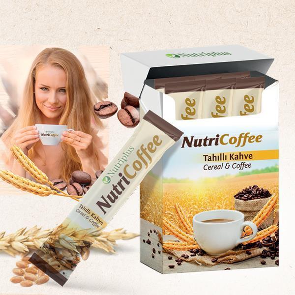 Кава NutriCoffee Nutriplus 16 шт по 2 г