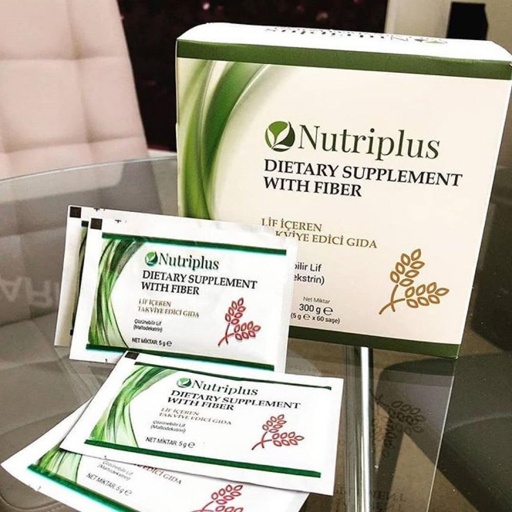 Дієтична добавка з харчовими волокнами Nutriplus