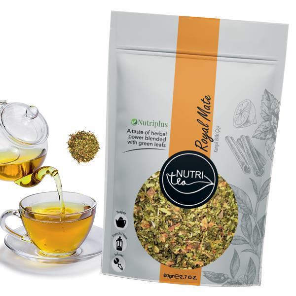 """Чай Nutriplus Nutritea """"Королівський Мате"""""""