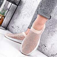 Кросівки жіночі Almaz рожеві 3087