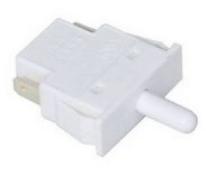 Кнопка включення світла холодильник Indesit C00269274