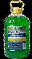 Средство для окон и зеркал Средство для мытья стекол, 5 л, Buroclean, 1070060 (10700604(зеленое яблоко) x