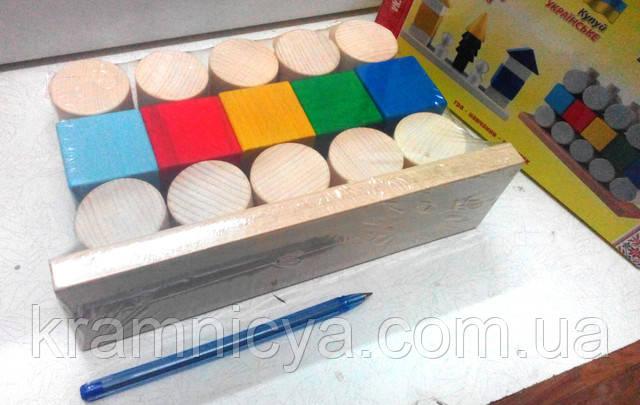 Развивающие деревянные игрушки Пирамидка от 1 года . Купить в интерент-магазине Крамниця Творчості