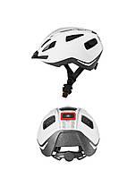 Велосипедний шолом А12012 Crivit S/M (54-59) Білий