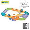 Игрушечная дорога для детей 4,3 м wader 54010