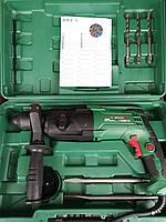 Перфоратор DWT SBH-10-26 VB BMC,энергия удара 3,5 Дж, 0-1150 оборот/мин, 0-5150 удар/мин,поворот зубила