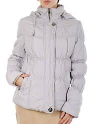 Куртка женская Snowcrest сер скидка