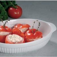 Овальная форма для выпечки Bianco (43х27х9 см) BergHOFF, фото 1