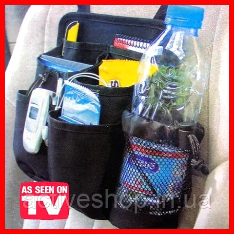 Автомобільна сумка-органайзер кишеню