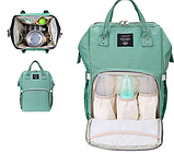 Рюкзак органайзер для мам сумка, термо сумка, фото 2