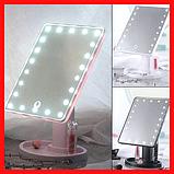 Зеркало косметическое с подсветкой для макияжа, фото 2