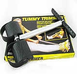 Универсальный тренажер Tummy Trimmer (Тамми Триммер) пружинный для пресса, фото 2