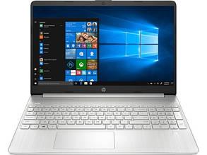 """Ноутбук HP 15s-eq1009ua (2D6E4EA); 15.6"""" FullHD (1920x1080) TN LED, матовий / AMD Ryzen 3 4300U (2.7 - 3.7 ГГц)"""