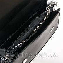 Сумка Женская Классическая иск-кожа FASHION 01-01 5886 black, фото 3