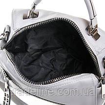 Сумка Женская Классическая иск-кожа FASHION 01-01 80029 grey, фото 3
