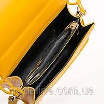 Сумка Женская Классическая иск-кожа FASHION 01-01 8720 yellow, фото 3