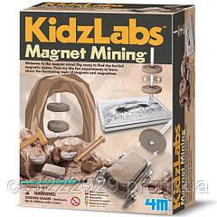 Набір для досліджень 4M Магнітний рудник (00-03396)
