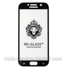 Защитное стекло Optima 3D for Samsung J530 (J5-2017) Black