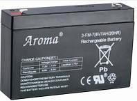 Аккумулятор 6V 7A - аккумуляторы для детских электромобилей