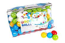 Іграшка «Набір кульок для сухих басейнів ТехноК», 80 шт (5552)