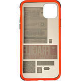 Чехол Mate Crazy Case для Apple iPhone 11 Red, фото 4