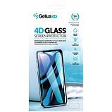 Защитное стекло Gelius Pro 4D для Apple iPhone X Black, фото 5