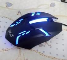 Клавиатура + Мышь с Подсветкой Набор Для Компьютеров и Ноутбуков, фото 2
