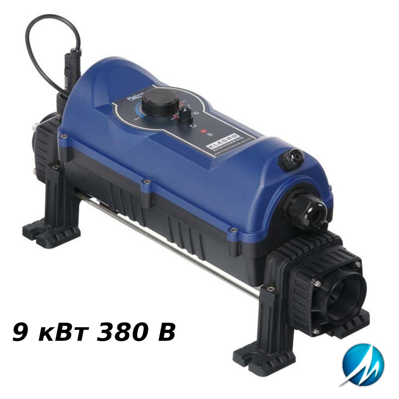 Електронагрівач Elecro Flowline 2 Titan 9кВт 380В
