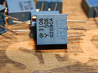 Підлаштування Резистор 50кОм ., фото 1