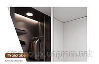 Світильник точковий 2012 G4 білий, фото 8