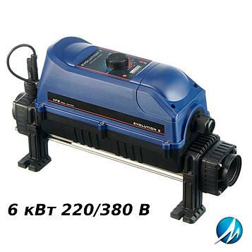 Электронагреватель Elecro Evolution 2 Titan 6кВт 220/380В