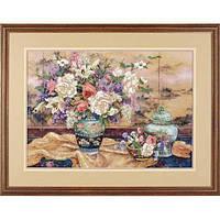 """Набор для вышивания гладью """"Восточное великолепие//Oriental Splendor"""" DIMENSIONS 01499"""