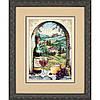 """Набір для вишивання хрестом """"Мріючи про Тоскані"""" """"Dreaming of Tuscany"""" DIMENSIONS 06972"""