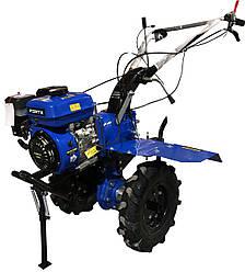"Культиватор бензиновый синий Forte 1050G (колеса 10"", 7,0лс)"