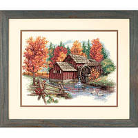 """Набор для вышивания крестом """"Великолепие осени//Glory of Autumn"""" DIMENSIONS 35199"""