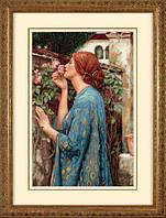 """Набір для вишивання хрестом """"Soul Of The Rose//Душа троянди"""" DIMENSIONS 35210"""