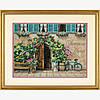 """Набір для вишивання хрестом """"Готель Сорренто//Sorrento Hotel"""" DIMENSIONS 70-35270"""