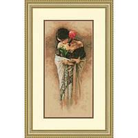 """Набір для вишивання хрестом """"Троянда//The Rose"""" DIMENSIONS 70-35331"""