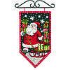 """Набір для вишивання хрестом """"Зима//Winter Mini Banner"""" DIMENSIONS 72-74136"""