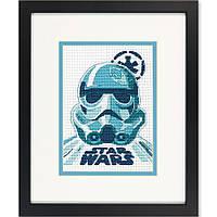 """Набір для вишивання хрестом """"Штурмовик//Stormtrooper"""" DIMENSIONS 70-65193"""