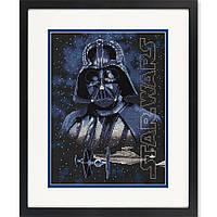 """Набір для вишивання хрестом """"Дарт Вейдер//Darth Vader"""" DIMENSIONS 70-35381"""