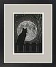 """Набір для вишивання хрестом """"Black Moon Cat//Чорна місячна кішка"""" DIMENSIONS 70-65212"""