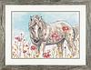 """Набор для вышивания крестом """"Wild Horse//Дикая лошадь"""" DIMENSIONS 70-35396"""