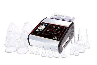 Профессиональный Аппарат вакуумной терапии V-02 (Чехия) аппарат для вакуумного массажа