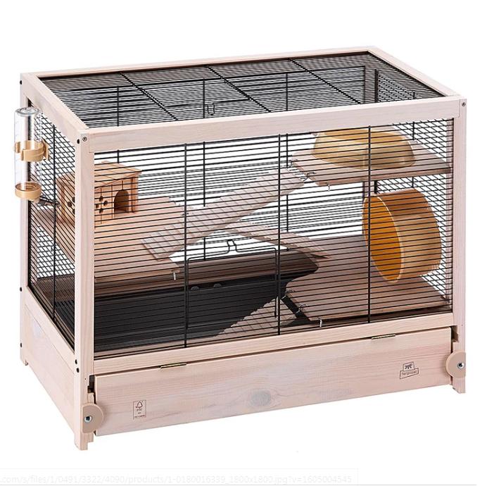 Клітка для хом'яків і мишей Ferplast HAMSTERVILLE