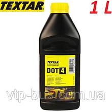 Тормозная жидкость DOT 4 (1 Liter) TEXTAR (Германия), 95002200