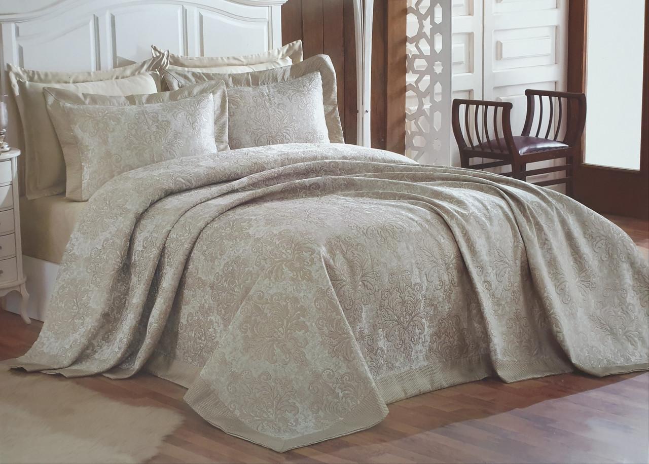 Жаккардовые покрывало на кровать Gardine's Diva
