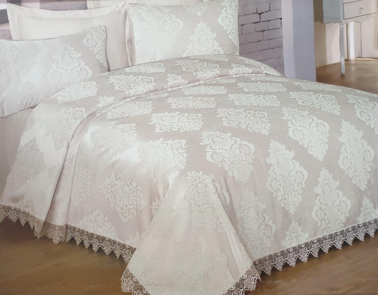 Жакардові покривало на ліжко Gardine's Alya